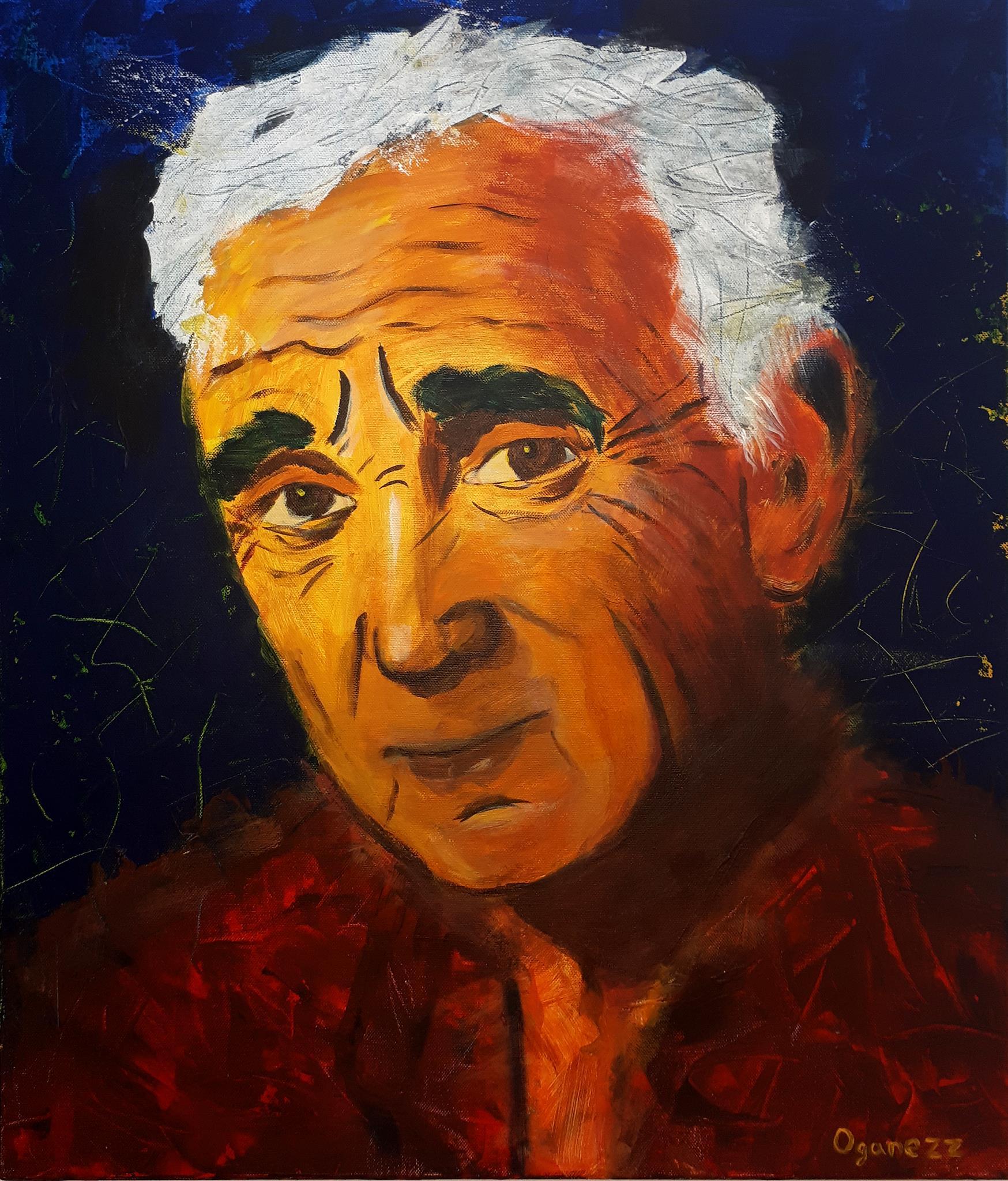 61f8d5f4ab8 Charles Aznavour – KRISTINA OGANEZOVA ART